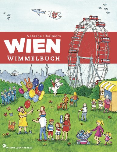 Wien Wimmelbuch von Natasha Chalmers