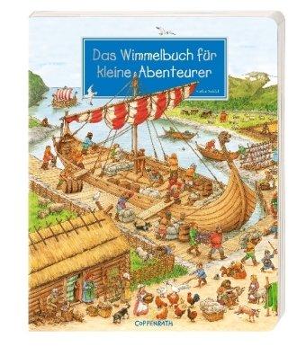 Das Wimmelbuch für kleine Abenteurer von Stefan Seidel