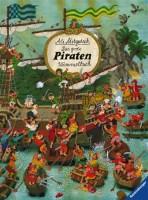 Das große Piraten-Wimmelbuch von Ali Mitgutsch
