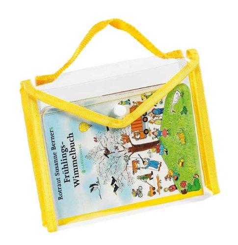 Frühling-Wimmel-Hinhörbuch: Pappbuch im Midi-Format mit Audio CD