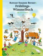 Frühlings-Wimmelbuch - Midi-Ausgabe