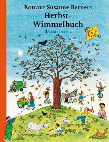 Herbst-Wimmelbuch von Rotraut Susanne Berner