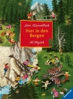 Hier in den Bergen - Mein Wimmelbuch von Ali Mitgutsch