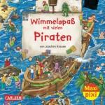 Maxi-Pixi Nr. 101 - Wimmelspaß mit vielen Piraten - von Joachim Krause