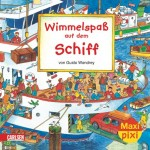 Maxi-Pixi Nr. 41 - Wimmelspaß auf dem Schiff - von Guido Wandrey
