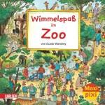 Maxi-Pixi Nr. 42 - Wimmelspaß im Zoo - von Guido Wandrey