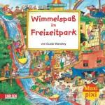 Maxi-Pixi Nr. 44 - Wimmelspaß im Freizeitpark - von Guido Wandrey