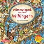 Maxi-Pixi Nr. 99 - Wimmelspaß mit vielen Wikingern - von Joachim Krause