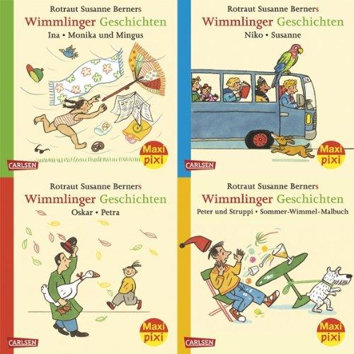 Maxi-Pixi Serie 24, Wimmlinger Geschichten von Susanne Rotraut Berner