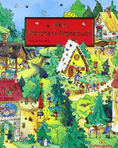 Mein Märchen-Wimmelbuch von Melanie Brockamp