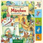Mein erstes Wimmelbuch - Märchen - Wo sind Hänsel und Gretel - von Melanie Brockamp