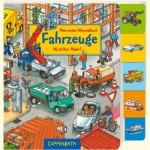 Mein erstes Wimmelbuch. Fahrzeuge - Wo ist Herr Meier - von Stefan Seidel