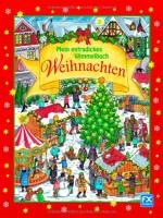 Mein extradickes Wimmelbuch Weihnachten von Caryad