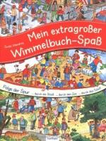 Mein extragroßer Wimmelbuch-Spaß – Folge der Spur - von Guido Wandrey