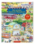 Mein großes Eisenbahn-Wimmelbuch von Melanie Brockamp