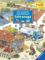 Mein riesengroßes Such-Bilderbuch - Fahrzeuge - von Daniela Prusse