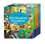 Meine Jahreszeiten Wimmelbücher von Ali Mitgutsch