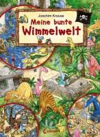 Meine bunte Wimmelwelt von Joachim Krause