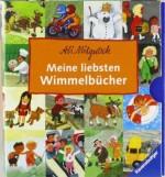 Meine liebsten Wimmelbücher von Ali Mitgutsch