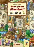 Meine schöne Wimmelwelt - Wimmelbilderbuch von Joachim Krause