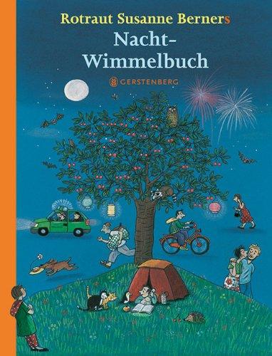 Nacht-Wimmelbuch - von Rotraut Susanne Berner