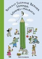 Sommer-Wimmel-Malbuch von Rotraut Susanne Berner