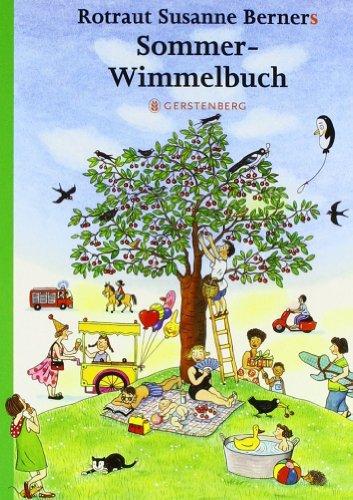 Sommer-Wimmelbuch. Midi-Ausgabe von Rotraut Susanne Berner