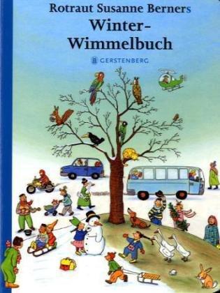 Winter-Wimmelbuch – Midi-Ausgabe von Rotraut Susanne Berner