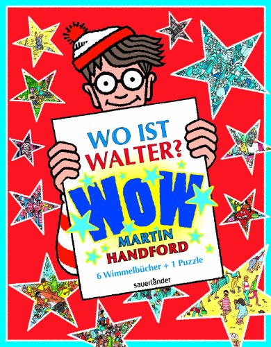 Wo ist Walter - Wow - von Martin Handford