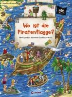 Wo ist die Piratenflagge - Mein großes Wimmelbuch von Joachim Krause
