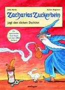 Zacharias Zuckerbein jagt den dicken Dschinn - Wimmelbildbuch von Achim Ahlgrimm