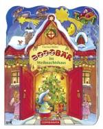Bodo Bär im Weihnachtshaus von Hartmut Bieber