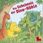 Das Geheimnis der Dino-Höhle. Wimmeliges Dino-Gucklochbuch von Irmtraut Teltau