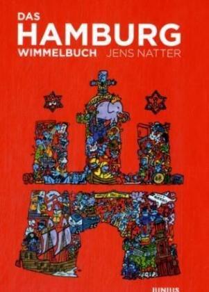Das Hamburg-Wimmel-Buch von Jens Natter