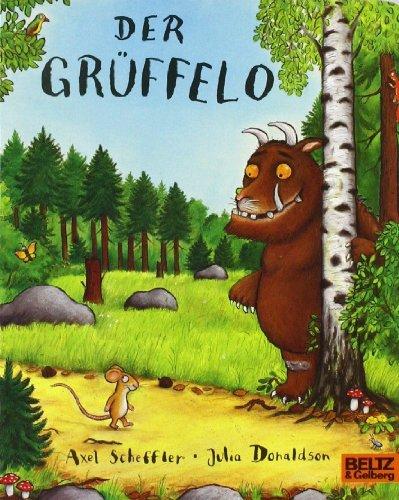 Der Grüffelo - von Axel Scheffler