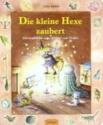 Die kleine Hexe zaubert Wimmelbilder zum Suchen und Finden von Lieve Baeten