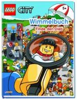LEGO City Wimmelbuch. Finde den Dieb