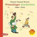 Maxi-Pixi Nr. 96 - Wimmlinger Geschichten - Oskar und Petra - Doppelband - von Rotraut Susanne Berner