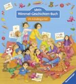 Mein Wimmel-Geschichten-Buch - Im Kindergarten - Große Wimmelbilder zum Betrachten und Entdecken