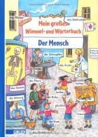 Mein großes Wimmel- und Wörterbuch, Band 4 - Der Mensch - von Sandra Ladwig und Achim Ahlgrimm