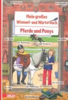 Mein großes Wimmel- und Wörterbuch, Band 9 - Pferde und Ponys - von Imke Rudel und Anne Ebert