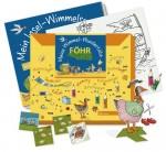 Meine Wimmel-Wundertüte Föhr - Großes Beschäftigungsheft + Basteln + Memory
