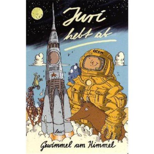 Wimmelbuch Juri hebt ab - Gewimmel am Himmel von Matthias Lehmann