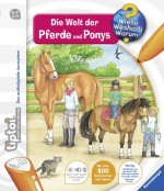 tiptoi® Wieso, Weshalb, Warum 13 - tiptoi® Die Welt der Pferde und Ponys