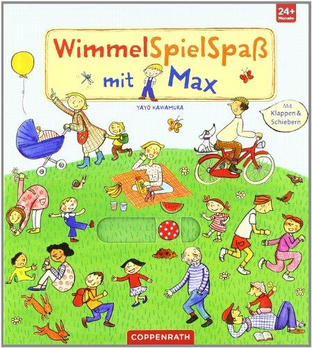 WimmelSpielSpaß mit Max von Yako Kawamura