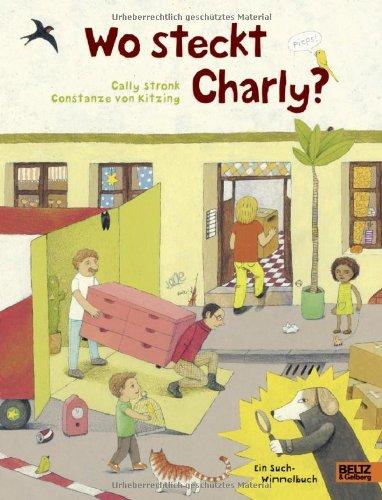 Wo steckt Charly - Ein Such-Wimmelbuch
