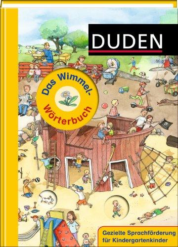 Duden – Das Wimmel-Wörterbuch - Stefanie Scharnberg