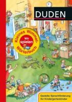 Duden – Kleines Wimmel-Wörterbuch – Wir spielen - von Stefanie Scharnberg