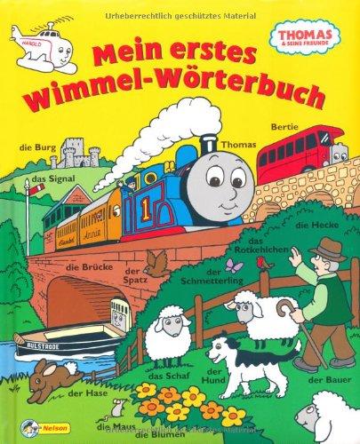 Thomas und seine Freunde – Mein erstes Wimmel-Wörterbuch