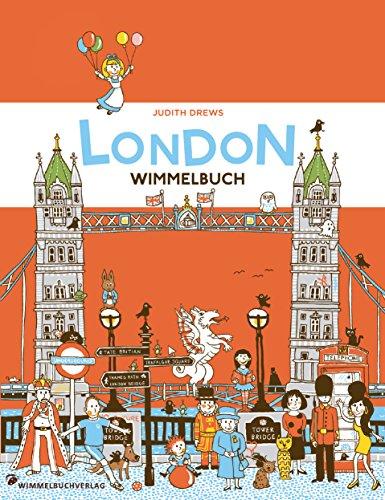 London-Wimmelbuch von Judith Drews aus dem Wimmelbuchverlag